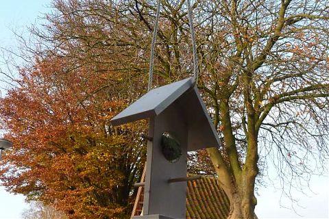 Vogelhaus Ansicht 2