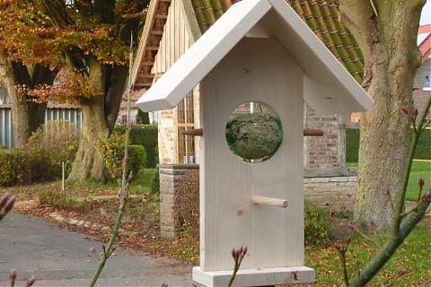 Vogelhaus Ansicht 3